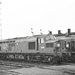 English Electric Type 3 D6769 (37069) at Thornaby Shed 1963 - ID 2594