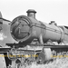 BR/GWR Collett 4-6-0 Hall Class 4900 No. 4953 Woodham Brothers Scrapyard 1966 - ID 2920