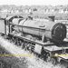 BR/GWR Collett 4-6-0 Class 4900 Hall No. 5972 at Woodham Brothers Scrapyard 1966 - ID 2912