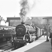 LMS/BR Stanier Black Five Class 4-6-0 5MT No. 44670 at Carlisle Station 1965 - ID 2889
