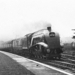 LNER/BR Class A4 4-6-2 No. 60009 at Grantham Station 1953 - ID 2413
