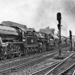 LNER/BR Class K3/2 No. 61824 at Doncaster Station C.1957 - ID 2357