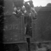 Trainspotters in the Cab of LNER/BR Class J6 64212 Basford and Bulwell Station 1950 - ID 2346