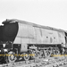 SR/BR Bulleid Class WC 4-6-2 No. 34072 at Woodham Brothers Scrapyard 1966 - ID 2932
