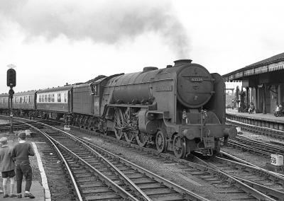 Rail uk photo gallery search 60524 at york station 1962 publicscrutiny Choice Image