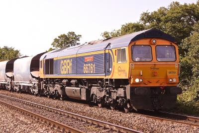 Rail UK Diesel/Electric Locomotive Information